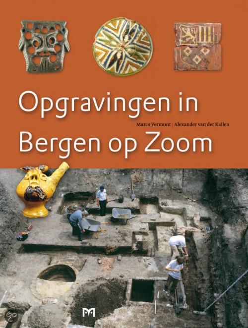 opgravingen Bergen op Zoom