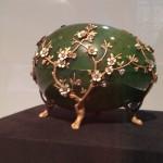 Appelbloesem-ei, Kostbare eieren uit het tsarenrijk, Drents Museum