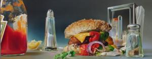 Foodscape, Tjalf Sparnaay