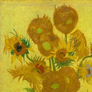 Amandelbloesem,  Zonnebloemen Vincent van Gogh, 1889  | © Van Goghmuseum Amsterdam