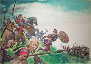 early-medieval-battle