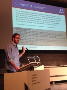 Luttikhuis vertelt over bronnenonderzoek in Nederlandse en Indonesische archieven