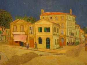 Het gele huis ('De straat'), 1888 (Van Gogh Museum, Amsterdam)