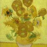 Zonnebloemen, 1889 (Van Gogh Museum, Amsterdam)