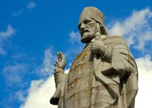 Saint_Patrick_Statue