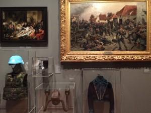 Beatrice de Graaf, Nationaal Militair Museum (Soest) en Nationaal Archief (Den Haag)
