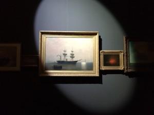 Daan Roosegaarde, Scheepvaartmuseum (Amsterdam)