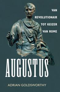 Omslag hoge resolutie Goldsworthy - Augustus