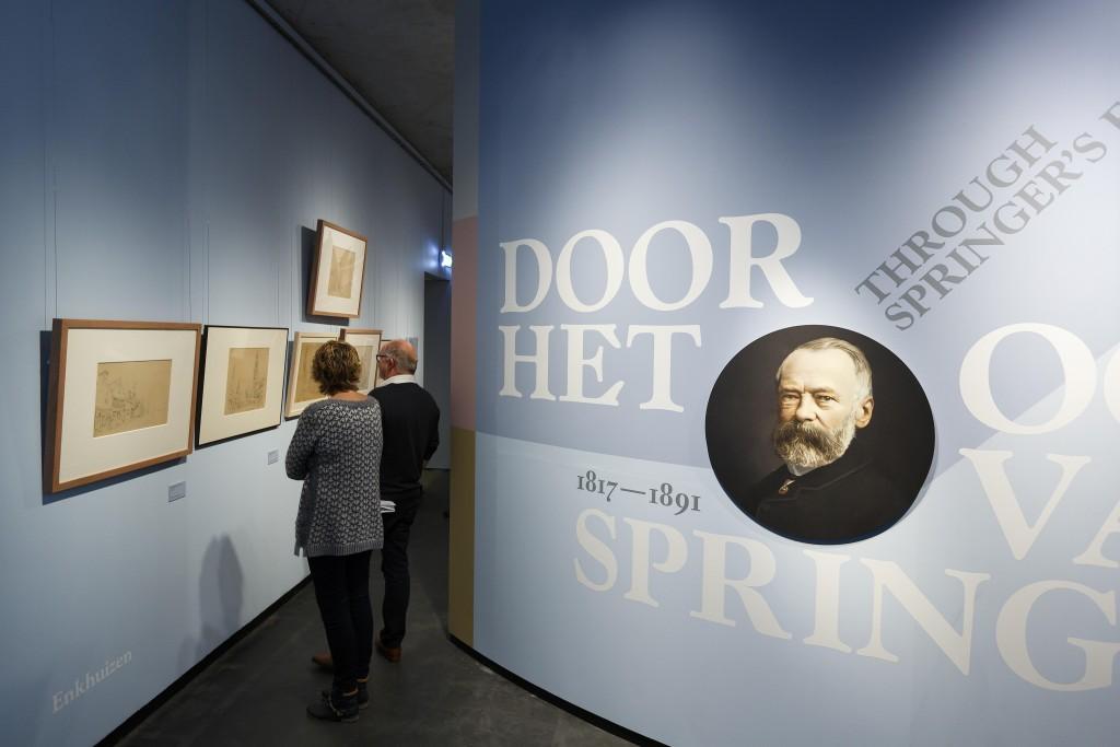 Zuiderzeemuseum_Tentoonstelling_Door het oog van Springer Tentoonstelling_Foto Madelon Dielen (112)