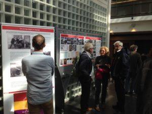 Het symposium en de gelijknamige tentoonstelling werden druk bezocht