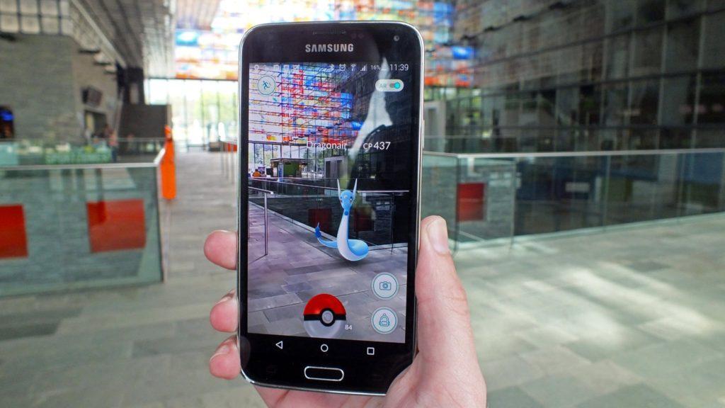 Pokémon Go in het Nederlands Instituut voor Beeld en Geluid