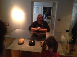 Annemarieke Willemsen vertelt over de tentoonstelling