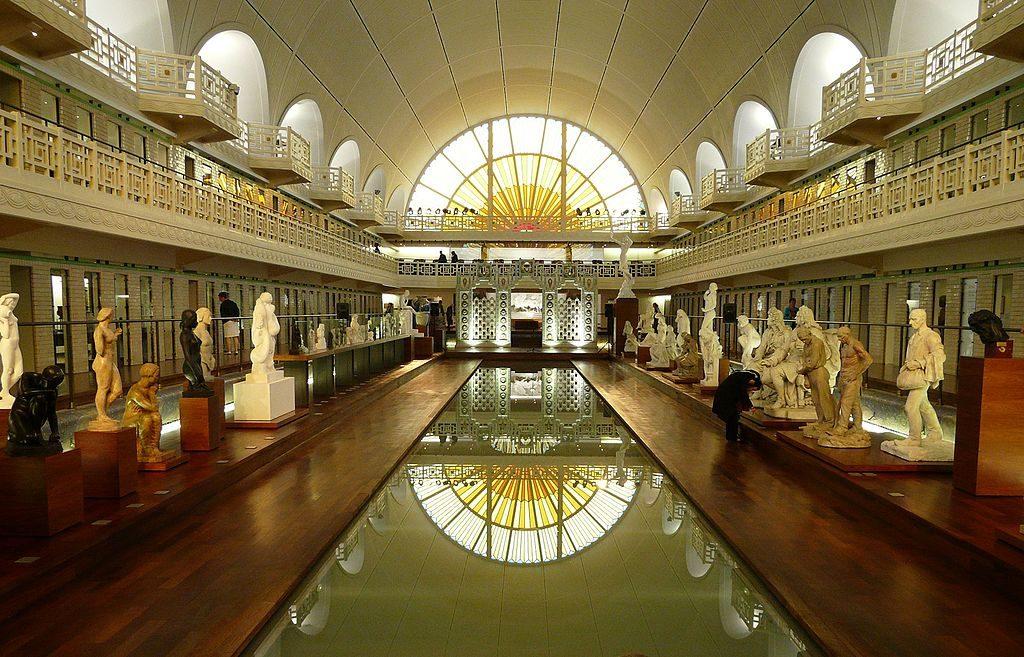 La Piscine-Musée d'Art et d'Industrie André Diligent in Roubaix.