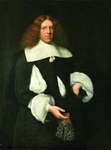 Portret van een 33jarige man (Westfries Museum)