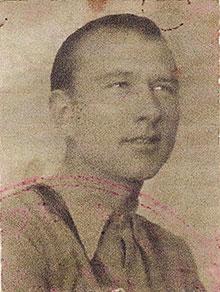 Jan van Eijk (Foto: www.spanjestrijders.nl)