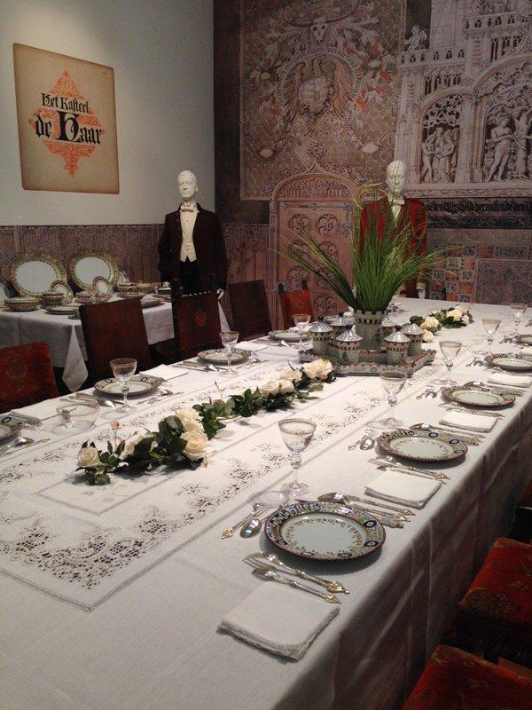 Nederland dineert, Gemeentemuseum Den Haag