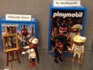 playmobil 40 jaar jubileum edities Playmobil in Museum De Koperen Knop | playmobil 40 jaar jubileum edities